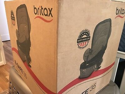 Never Opened, Brand new, Base included! BRITAX B-Safe Black Infant Car Seat