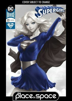 Supergirl, Vol. 7 #23A (Artgerm Foil Cover) (Wk41)