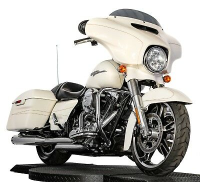2014 Harley-Davidson Touring  2014 Harley Davidson Street Glide Special FLHXS Gold Pearl Many Extras Only 5k!