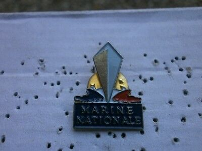Pins Marine Nationale