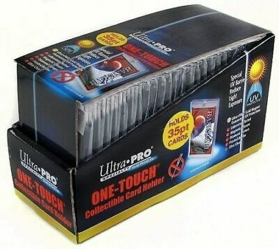 25 ULTRA PRO 1 One Touch Magnetic Holders 35pt UV Magnet New 35 pt point 1 box