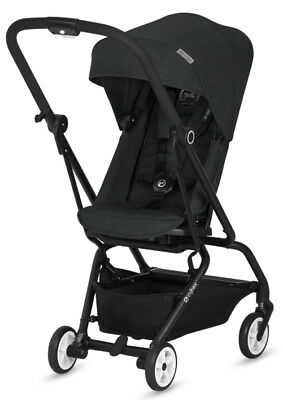 Cybex Eezy S Twist Ultra Compact Baby Stroller with Rotating Seat 2018 Lavastone