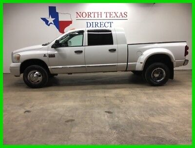 2009 Dodge Ram 3500 Laramie 2009 Laramie Used Turbo 6.7L I6 24V Automatic Four Wheel Drive Pickup Truck