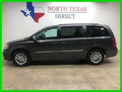 2015 Chrysler Town & Country 2015 Touring-L 3rd Row Leather TV DVD Power Doors 2015 2015 Touring-L 3rd Row Leather TV DVD Power Doors  Used 3.6L V6 24V