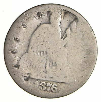Historic 1876 Seated Liberty Dime *719