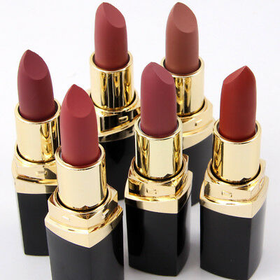 MISS ROSE Matte Square Tube Moisturizing Lip Lipstick Long Lasting Beauty Makeup