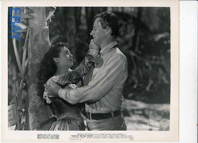 Gail Russell John Wayne Wake of the Red Witch VINTAGE Photo