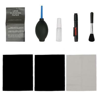 Camera Photo Accessories Cleaning Kit For DSLR Electronic Lens /Sensor /LCD F9N7