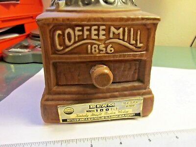 Coffee Mill 1856 Bottle   Real Regal China bottle is empty FREE SHIPPING