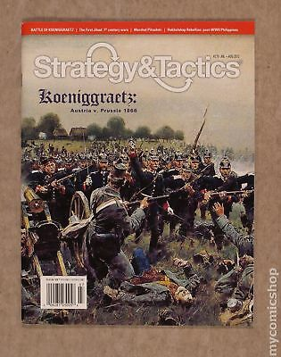 Strategy and Tactics (1967-Present Decision Games) War Game Magazine #275 VF 8.0