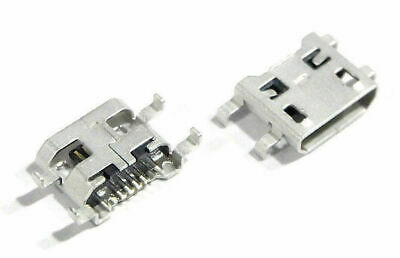 Lenovo ZTE Tablet Handy 7P Ladebuchse Micro USB Buchse Charging Connector 7 Pin