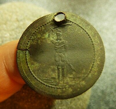 Medieval Germany / France Jetton Token  (s119)