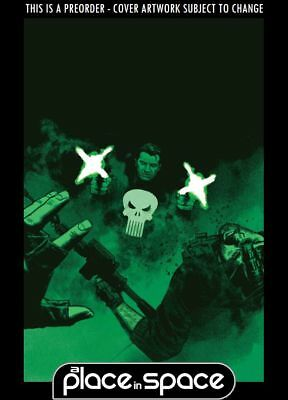 (Wk47) The Punisher, Vol. 12 #4A - Preorder 21St Nov