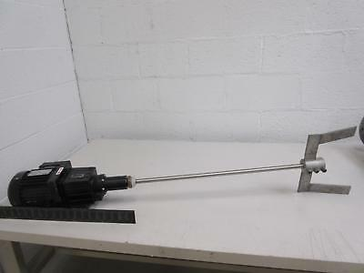 Lenze MDXMA1M071-13 Industrail Lab Mixer Blender 32 inch .18 KW for Tank T92296