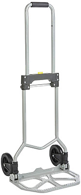 59b63db3e48e RELAXDAYS FOLDABLE FOLDING Sack Truck Durable Trolley Holds up to 60 ...