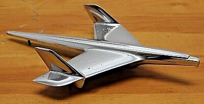 Vintage 1955 Chevy Chevrolet Hood Ornament #3709685-Flying Eagle