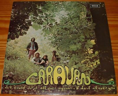 Lp:Caravan:If i could doit all over again,UK Pressung m-/m-!