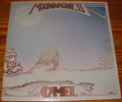 Lp:Camel:Moonmadness,1.UK Pressung in m-m-!