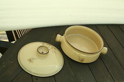 Casserole Dish With Lid Denby Memories As Per Photographs