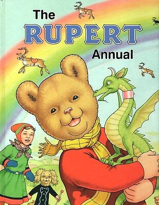 The Rupert Annual 2004 (Daily Express) Near Mint Condition