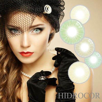 HQ- 1 Pair Big Eye Makeup Cosmetic Colour Contact Lenses Beauty Tool Con Clase