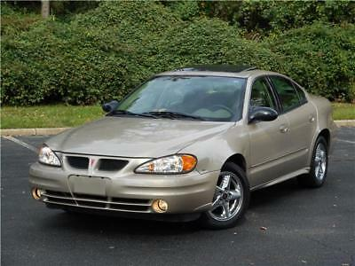2004 Grand Am LOWEST 18K MILES ON PLANET CLEAN CARFAX GRAND PRIX 2004 PONTIAC GRAND AM LOWEST 18K MILES ON PLANET CLEAN CARFAX GRAND PRIX!!!