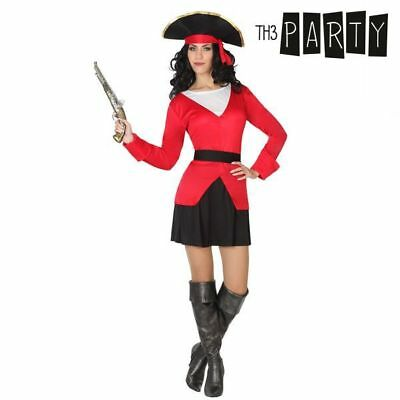 Costume per Adulti Th3 Party 6225 Pirata donna