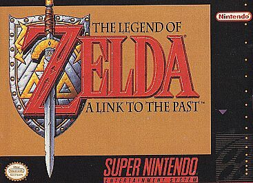 The Legend of Zelda: A Link to the Past, (SNES)