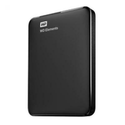 Western Digital: ELEMENTS PORTABLE 1TB