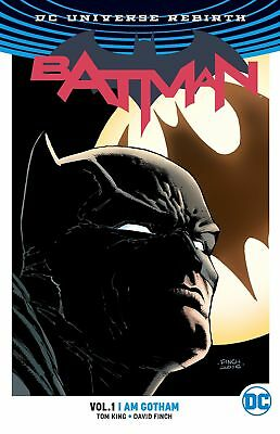 Batman TP Vol 1 I Am Gotham (Rebirth), King, Tom, Excellent