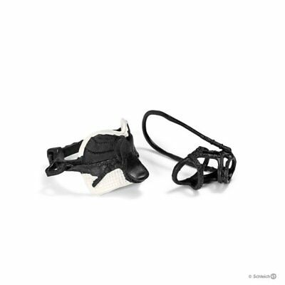 Show jumping saddle bridle 42123 Shleich Anywhere Playground Imagination builder