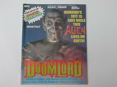 'The Best Of Eagle Monthly, No.1, Doomlord.