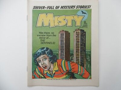 'Misty Comic No., March 26th 1978.