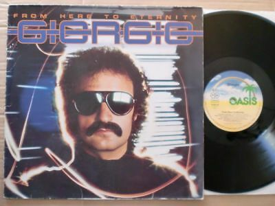 Giorgio Moroder - From Here To Eternity / Lp / 1977 / Ger / Oasis 25087 Ot