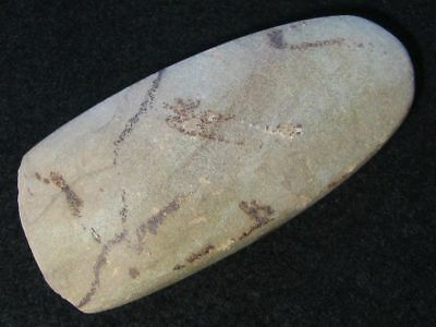 5500Y.O: ACE AX AXE 103mms POINTED STONE AGE NEOLITHIC EUROPEAN MICHELSBERG CULT