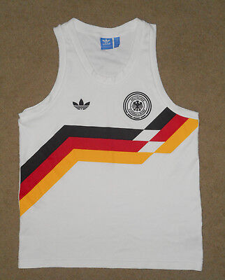 NEW ADIDAS MEN'S Germany Dfb Soccer Long Sleeve Training