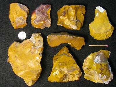 55.000Y.o: Ace 8 Jaspis Artifacts Fontmaure Neanderthal Paleolithic Mousterian