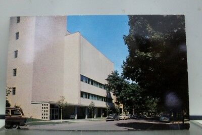 Minnesota MN Rochester Medical Sciences Building Postcard Old Vintage Card View