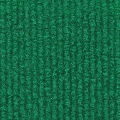 Green Cord Carpet Cheap Budget For Commercial, Exhibition Or Temporary Use
