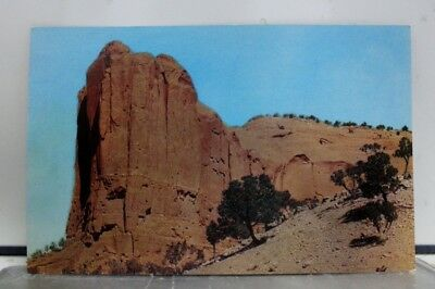New Mexico NM Gallup Mammoth Red Rock US 66 Postcard Old Vintage Card View Post
