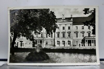 Germany Regensburg State Theater Postcard Old Vintage Card View Standard Post PC