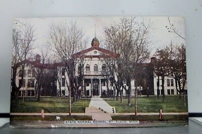 Minnesota MN Normal School St Cloud Postcard Old Vintage Card View Standard Post
