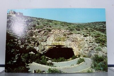 New Mexico NM Carlsbad Caverns Park Postcard Old Vintage Card View Standard Post