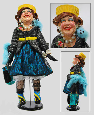 """FAIRY DOLL KATHERINE/'S COLLECTION AT SILVER LAKE 8/"""" WITH TAG AND CLEAR TUBE"""
