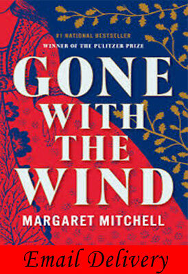 Gone with the Wind by Margaret Mitchell - PDF Version 2018 - English -