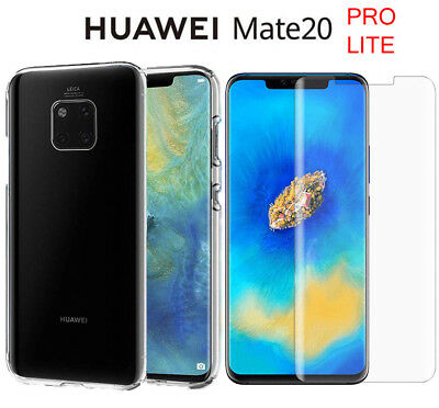 Huawei Mate 20 Pro/Lite Screen Protector 5D Full Curved Tempered Glass Film Ou
