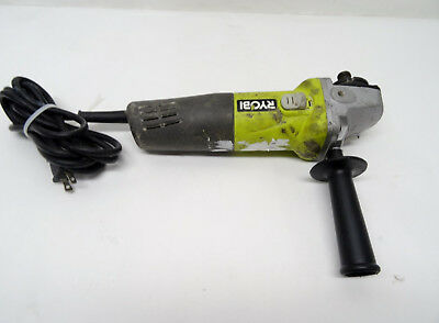 Ryobi AG4031G 5.5 Amp Corded 4-1/2 in. Angle Grinder 4/B18031A