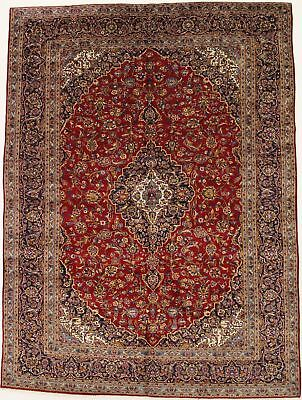 Beautiful Handmade S Antique Vintage Red Persian Area Rug Oriental Carpet 10X13