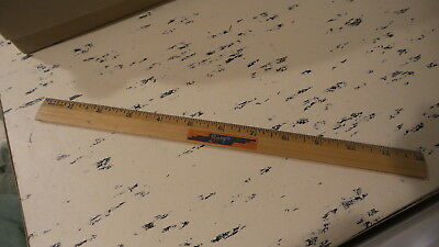 "Vintage Advertising  BARQ'S BEVERAGE RULER, 12"", Soda"
