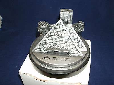 Rock & Roll Hall of Fame MILLENIUM PARTY Numbered Souvenir Xonex Cleveland MIB